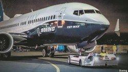 737 Max飛機停飛或影響美GDP的構成。
