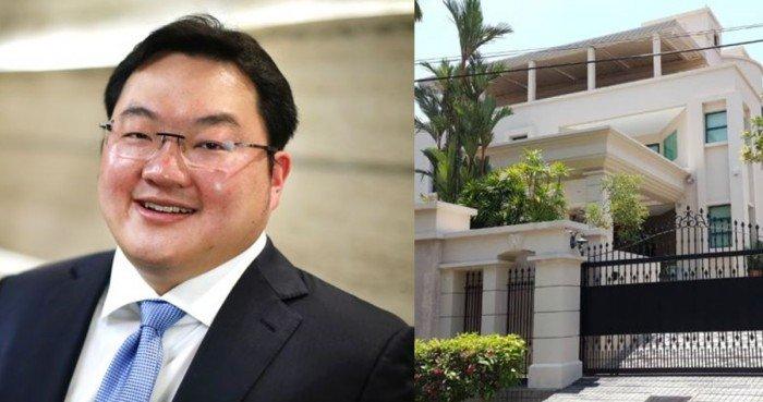 位於檳岛的刘特佐家族豪宅 遭警方查封