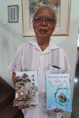 莫順生在2018年一共推 介2本新書,即7月出版 的《迎風樓詩話》及3 月出版的《馬來西亞教 育史1415-2015與華教 發展》。