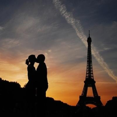 Paris, France won the world's most romantic cities list.