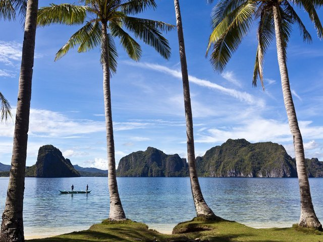 全球严选20海岛  菲巴拉湾岛最美