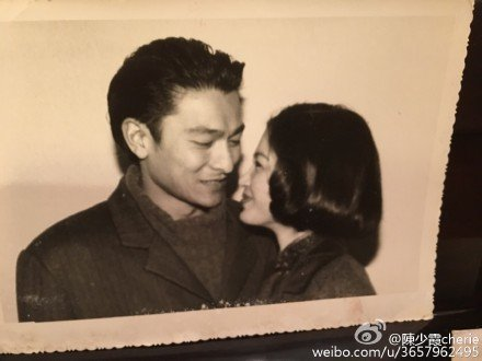 「謠言止於智者!他一直很疼我!」 陳少霞摟劉德華拍照
