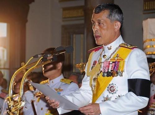 泰国王储玛哈·哇集拉隆功