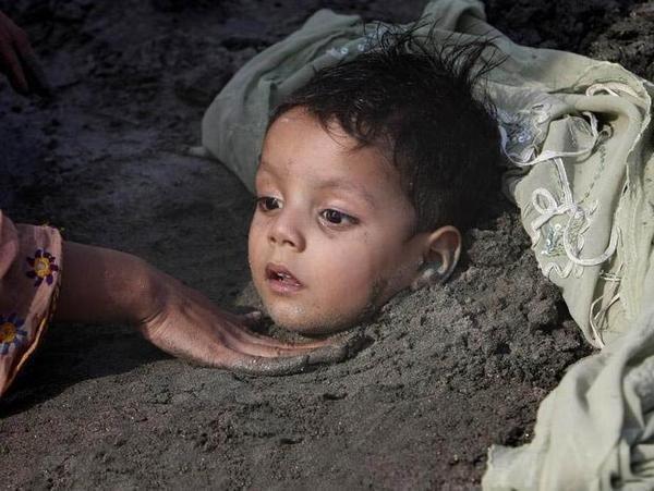 印度数千村民「活埋」自己孩子当祭品