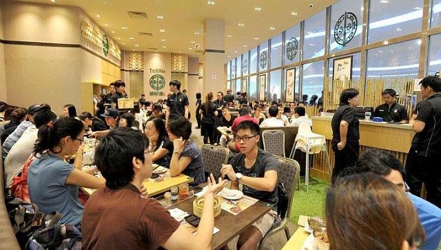 新加坡分店
