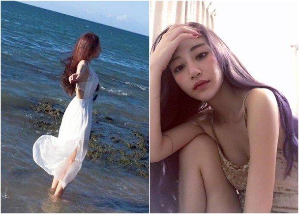 台北市南港區的女模遭姦殺案中死者閨密梁思惠,沉寂多月後將在網上直播平台當主播。