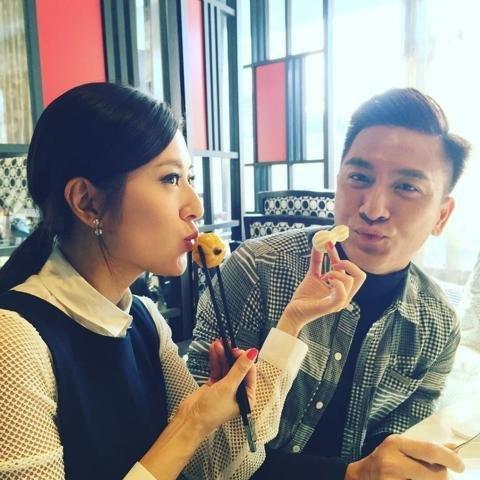 马国明和唐诗咏是非常要好朋友。