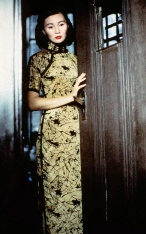 张曼玉1992年拍《阮玲玉》
