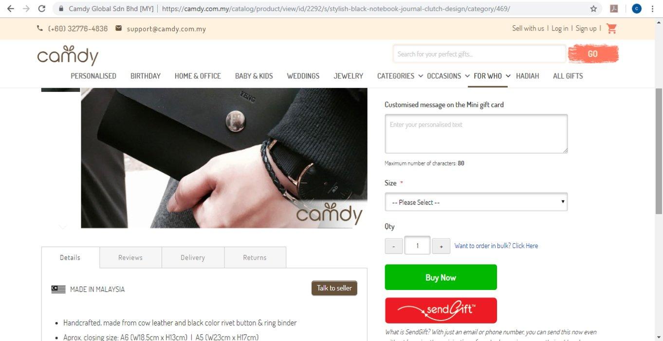 网站:camdy.com.my