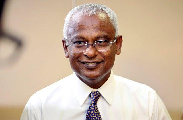 反对党候选人索利(Ibrahim Mohamed Solih)宣布胜选。
