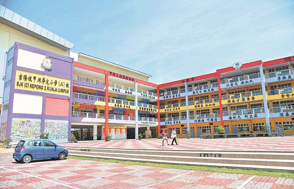 甲洞二校色彩鲜明的特色,来自于黄孝居的 巧思,旨在营造一个活泼的学习环境。