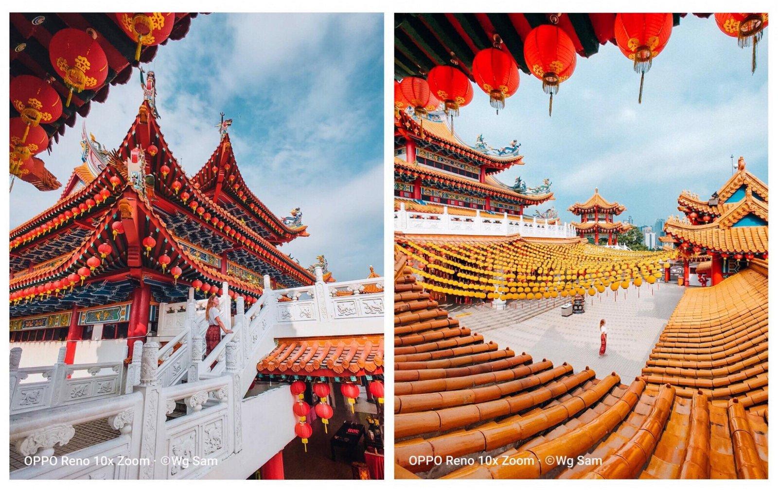 炫彩模式拍出的照片不仅颜色饱满,整个画面的亮点和暗处细节的质感也会有所提升,画面感鲜艳许多。(Credit Wg_ sam)