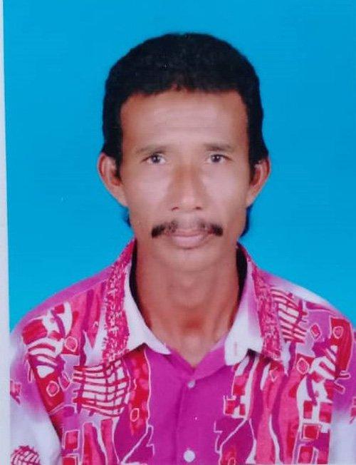 62岁渔夫阿芝末哈山坠海后迄今下落不明。