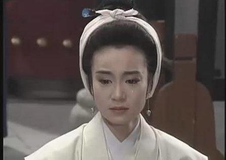 刘雪华哭戏演得唯美、画面好看,甚至她的名字连带变为形容人擅哭的代名词,进而街知巷闻。(图取自网络)