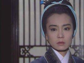 刘雪华饰演的秦香莲,堪称史上最经典。(图取自网络)