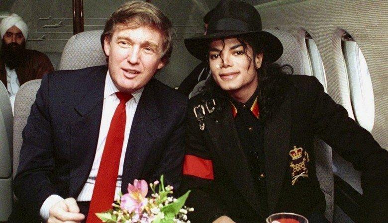 MJ和特朗普是老朋友。