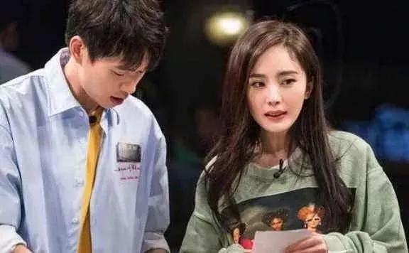 杨幂与魏大勋爆出姐弟恋。
