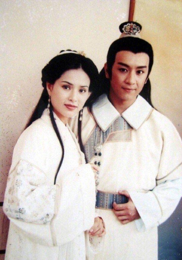 陈浩民与李若彤难得合体,令人重想很多回忆。