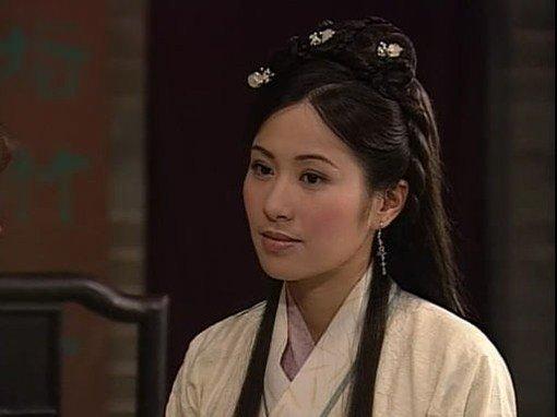 TVB古装女神叶璇扮演了无数经典角色。