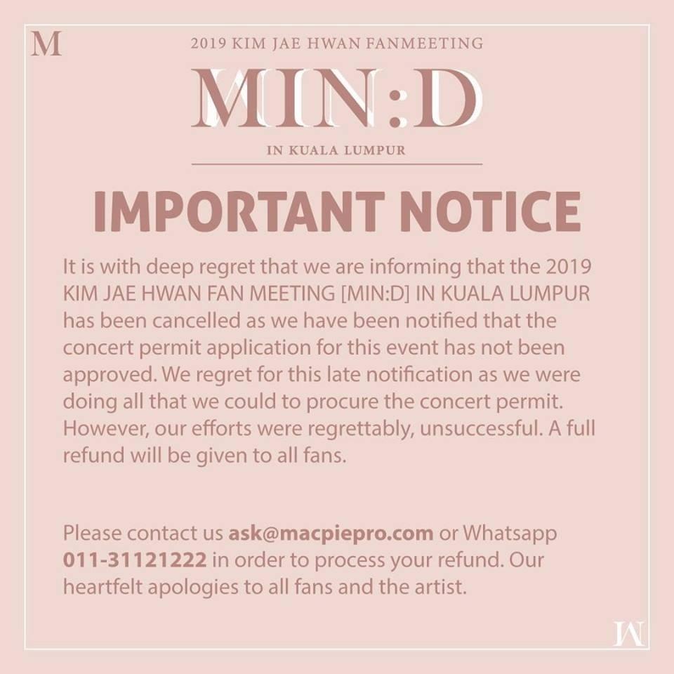 MacpiePro 在面子书上分布的公告,不过也无法安抚粉丝的心。