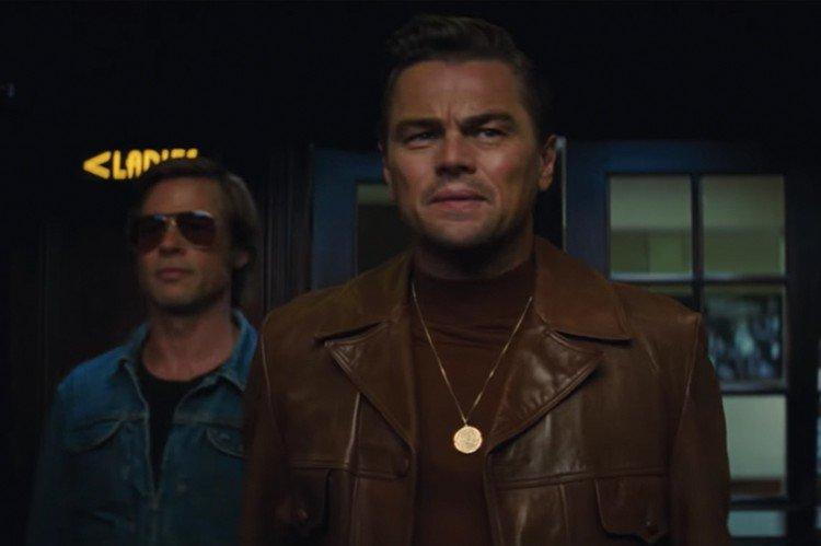 毕彼特及里奥纳度狄卡比奥合体主演,《好莱坞杀人事件》备受瞩目。
