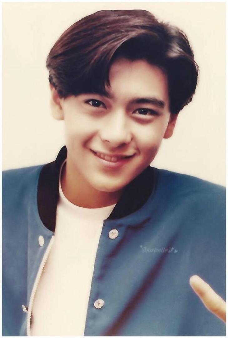 林志颖于1992年以男歌手身份出道。