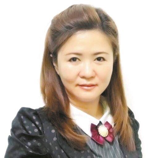 城市关怀中心创办人兼院长李凌利。