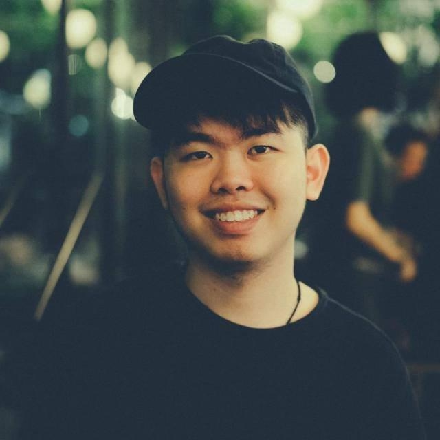 《南门音乐节》发起人戴东裕。