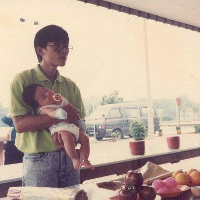 曾志豪爸爸在他5岁时,离他而去,他希望尚在人世的爸爸可以来找他相认。