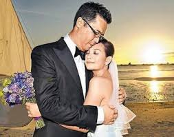 梁静茹与老公赵元同离婚。