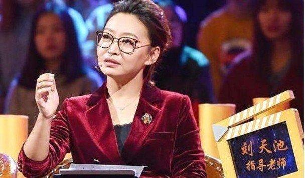 中国资深演员刘天池来头不小。