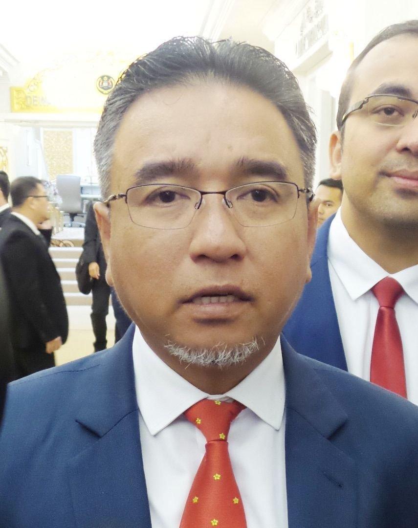 马六甲首席部长阿德里