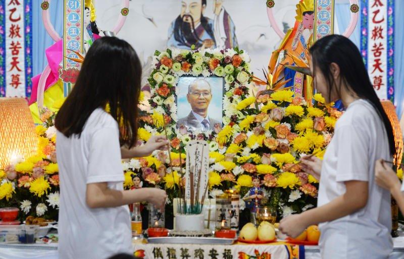 「領錯遺體燒錯屍事件」出現新進展,經營停屍間的殯葬業者被國家環境局吊銷執照,持照者也將被控。圖為遭錯領遺體火化的蟻金通靈堂。