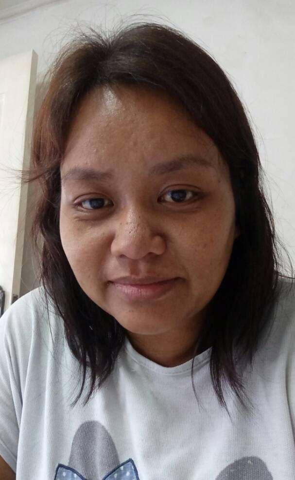 张燕怡卧病前的照片。