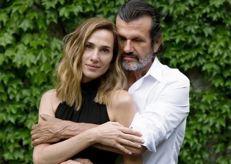 卡斯提洛与妻子贝纳斯科尼。