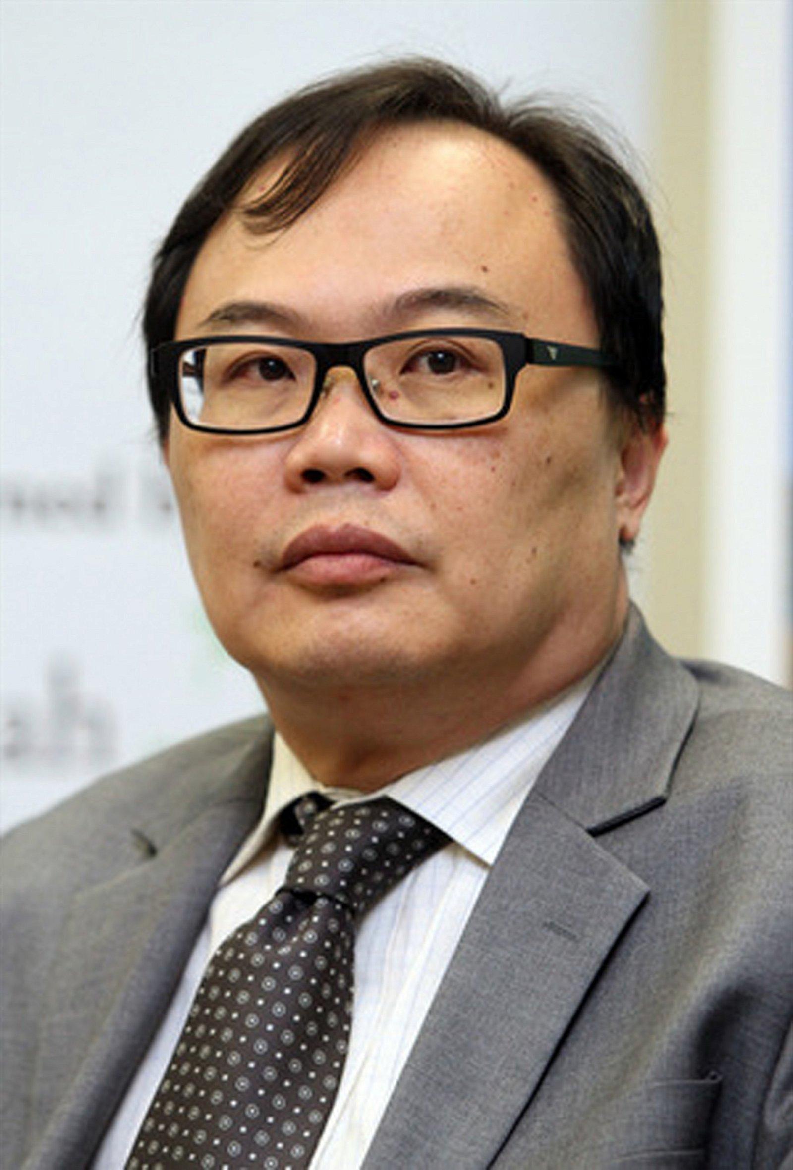 塔斯马尼亚大学亚洲研究所主任詹运豪教授