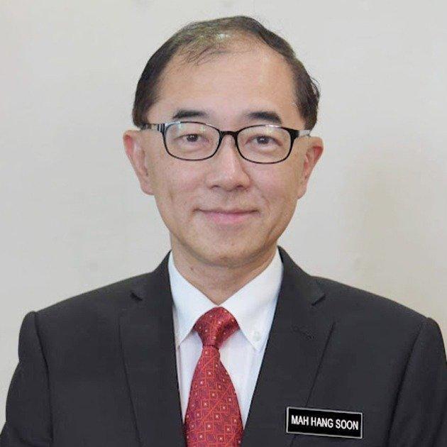 教育部第一副部长拿督马汉顺