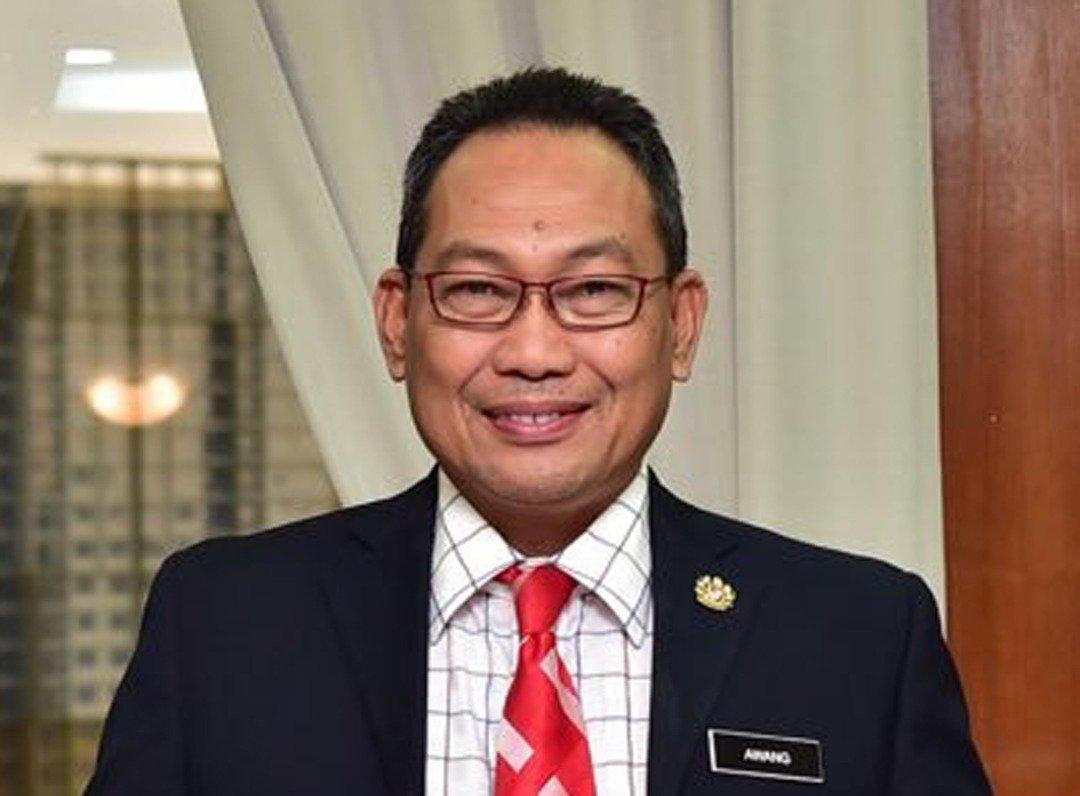 人力资源部副部长拿督阿旺哈欣