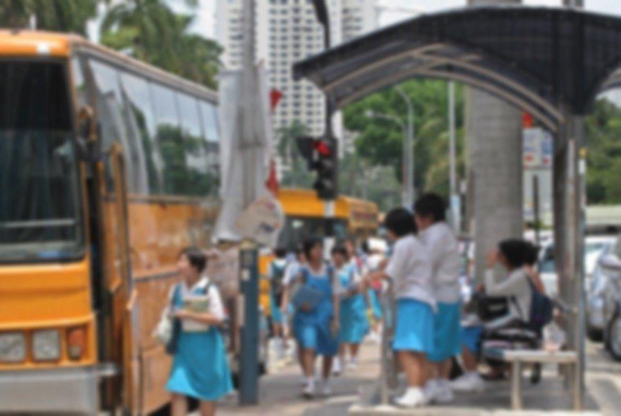 学生车业者可获得一次性500令吉援助。(档案照)