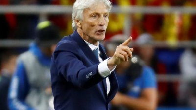 69岁的阿根廷籍老帅佩克尔曼,与哥伦比亚足总的合同于8月31日到期后,选择离开。