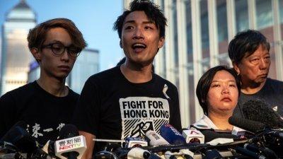 【香港反送中】民阵明天流水集会 占满维园表达诉求