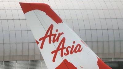 亚航X次季亏损扩大2.6倍,净亏2亿零711万令吉。