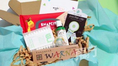 Wiggle Boks是属于妈妈、宝宝(最高至24个月)的订阅惊喜盒平台,标准售价从128令吉,产品包括瓶子、婴儿食物、零食、玩具等等。