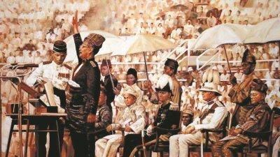 马来西亚即将庆祝独立62周年,但不乏华裔子弟却不懂得唱出整首国歌,或不了解歌词的含义。