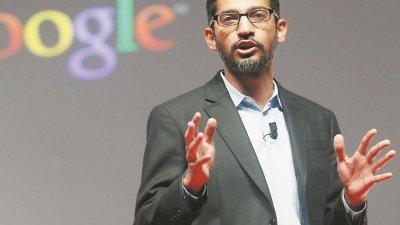 谷歌首席执行员皮查伊将取代佩奇出任Alphabet的CEO。