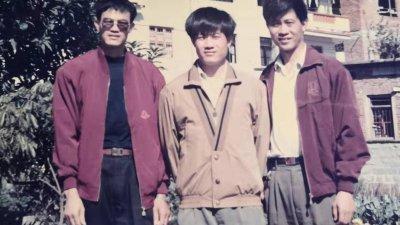 林连玉孙子林建春、林跃春、林晖春3兄弟将来马参加华教节。
