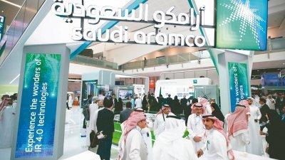 超越阿里巴巴纪录  沙地阿美将成全球最大市值公司