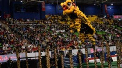 吉隆坡光艺醒狮团是入围决赛的队伍之一。