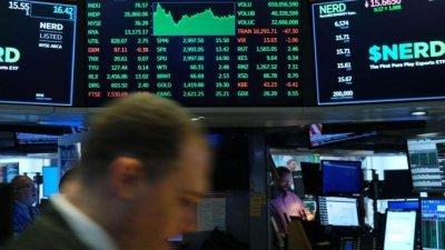 美股散户投资者撤资速度创纪录