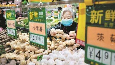 中国通胀创7年新高 11月生产者价格续跌